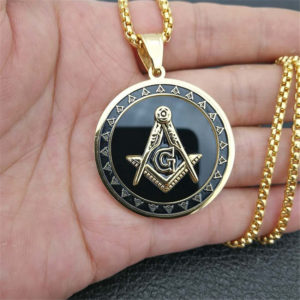 Masonic Symbol Necklaces