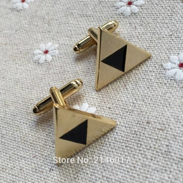 Patriotic Freemason Masonic Cufflinks