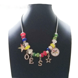 OES charm Necklace